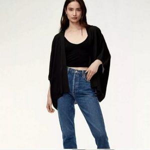 🌸Talula🌸 EUC Black Fawkner Kimono